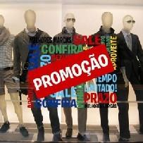 Adesivo promoção vitrine