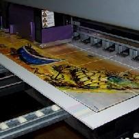 Adesivo impressão UV